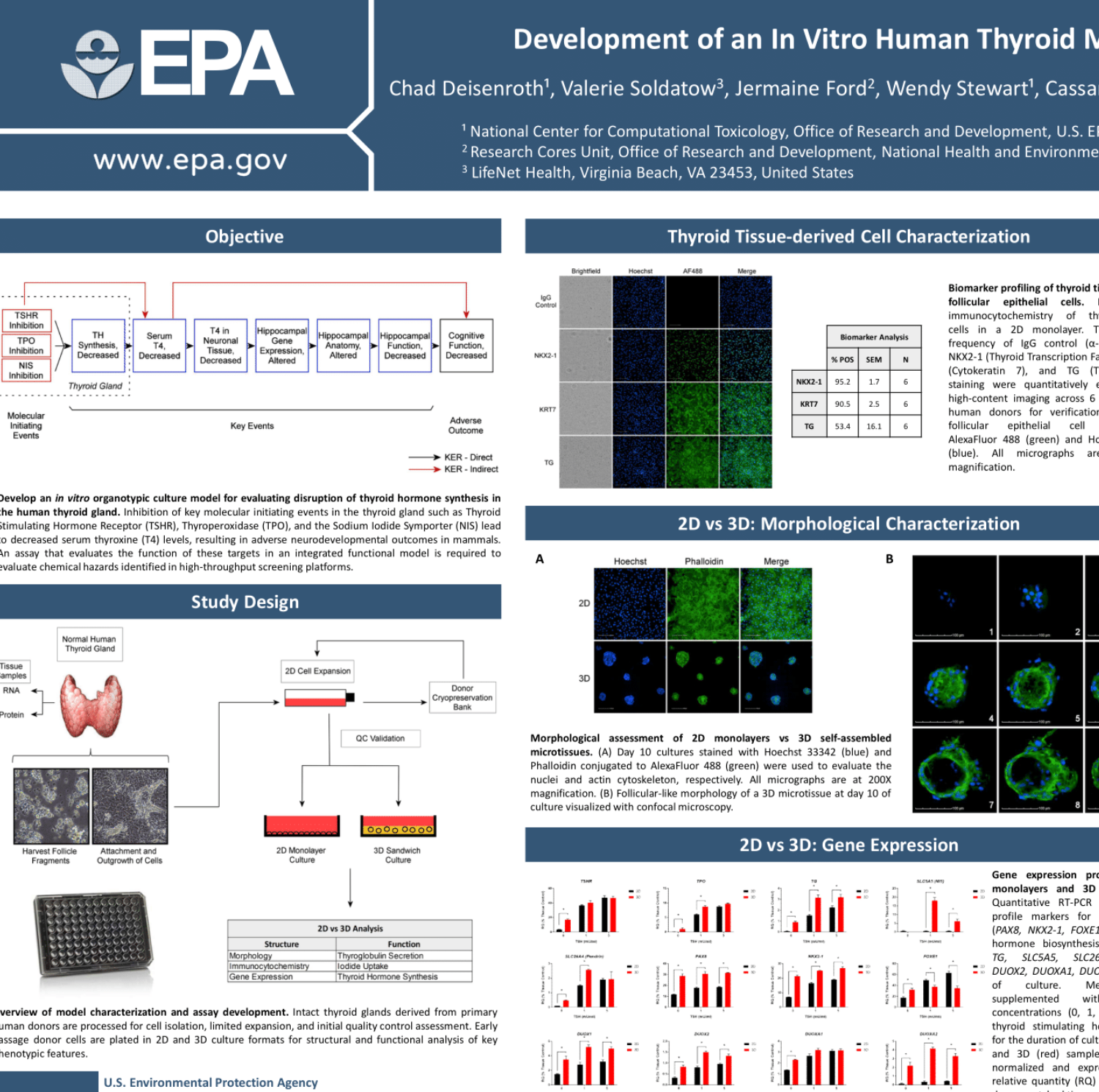 Presented at Society of Toxicology 58th Annual Meeting and ToxExpo